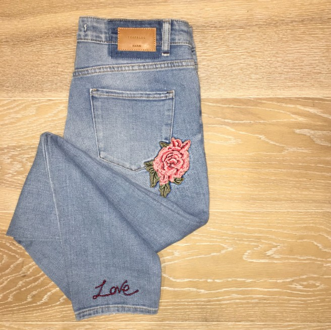May Shop Zara Jeans