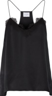 Cami NYC Silk and Lace Cami