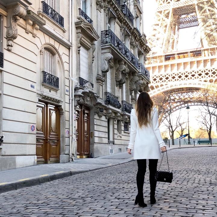 Postcard De Paris: Le TourEiffel
